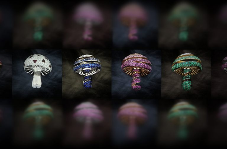 The Most Expensive USB Flash Drives: The Magic Mushroom Collection