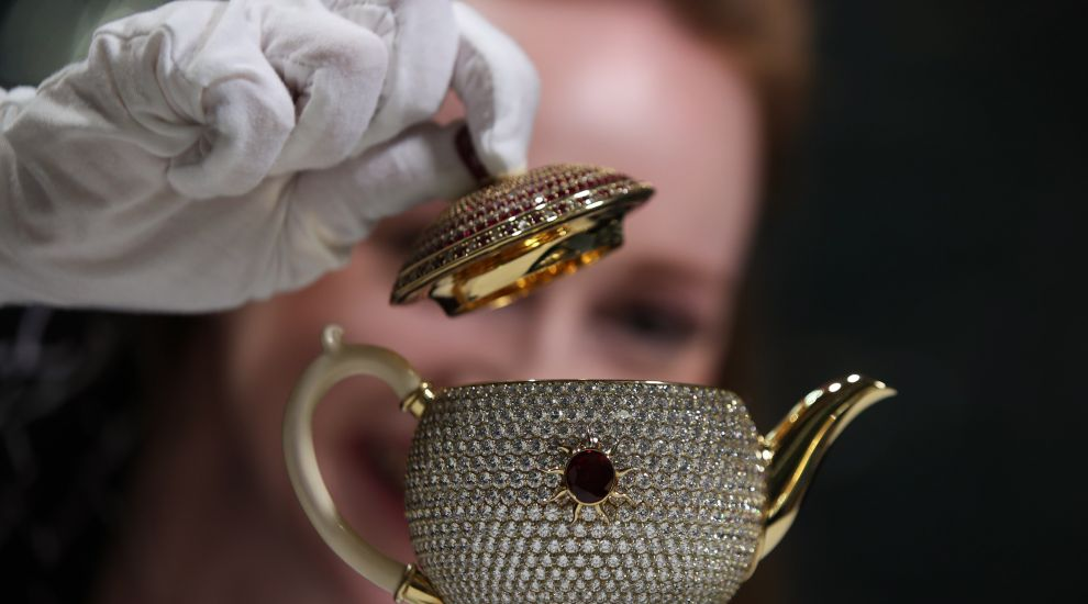 The most expensive teapot (The Egoist) – not so suitable for a humble cuppa | The Egoist