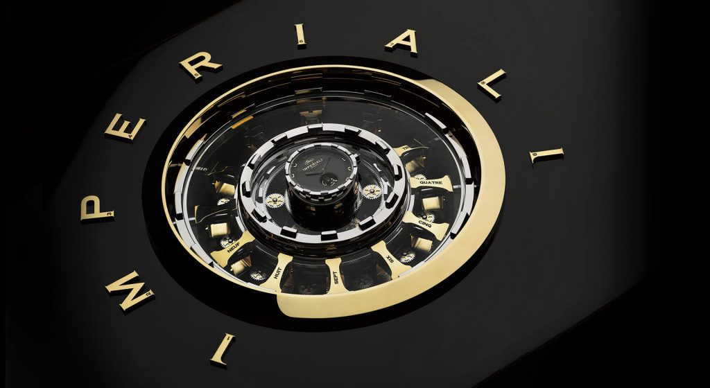The Emperador cigar | Imperiali Genève's $1 Million Cigar Humidor Is Insanely Luxurious