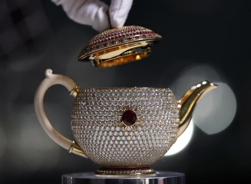 The Egoist Teapot | The most expensive teapot (The Egoist)