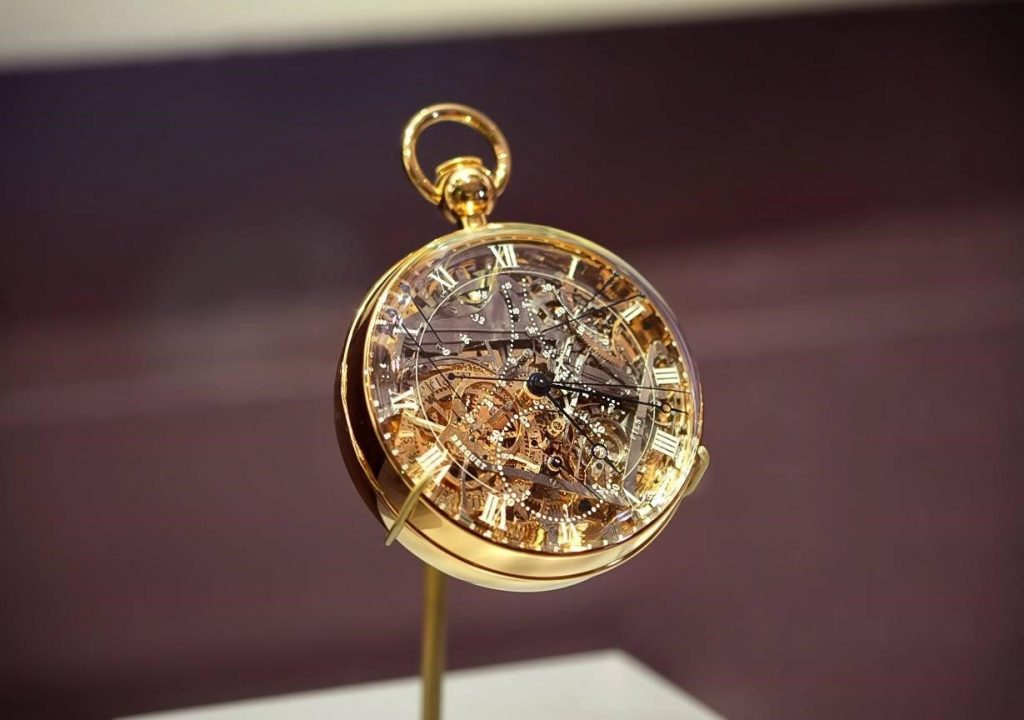 The Breguet No. 160 Grand Complication aka the Marie-Antoinette Watch