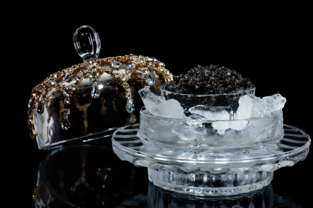 What is Caviar | Image of a black caviar | Why is Caviar so Expensive?
