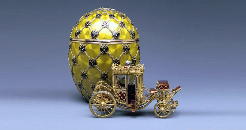 Fabergé Egg: Coronation, 1897