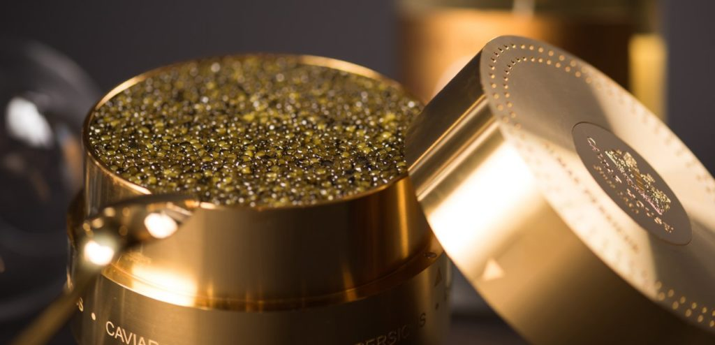 What is Caviar | Almas | The most expensive caviar in the world