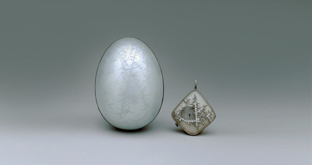 Fabergé Egg | Nobel Ice-Egg, 1914