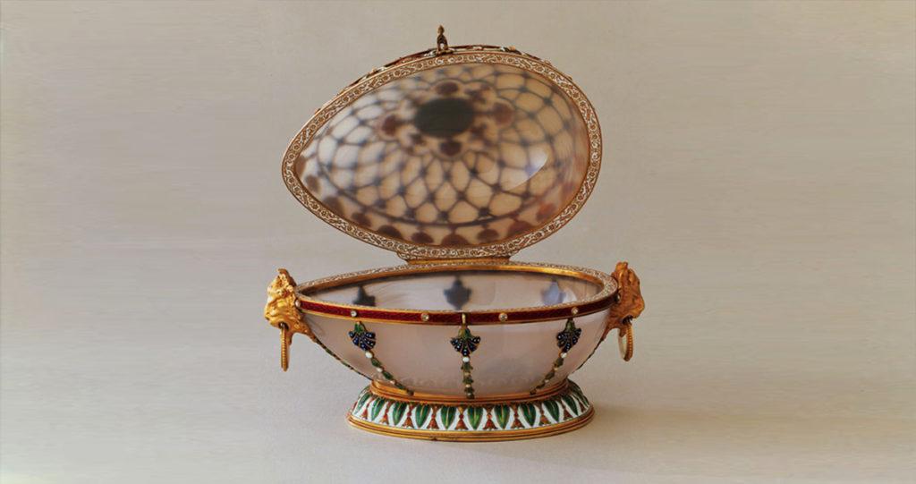Fabergé Egg: Renaissance, 1894
