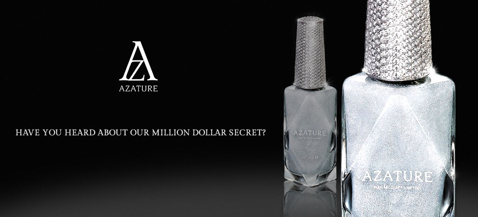 Most Expensive Nail Varnish Azature - Diamond Poster