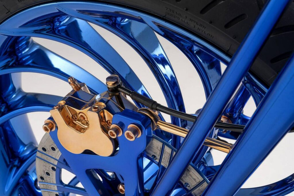 The World's Most Expensive Harley-Davidson Extraordinary Craftsmanship