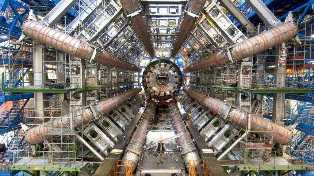 Antimatter | The most expensive thing in the world. The multi-billion-dollar Large Hadron Collider at CERN