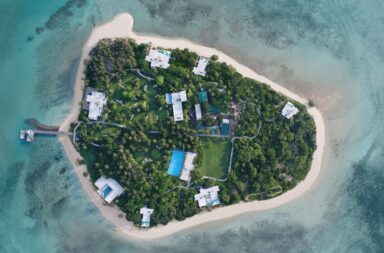 Banwa Private Island in the Philippines is the most expensive and exclusive resort in the world. The Tranquillity That Would Cost You $100,000