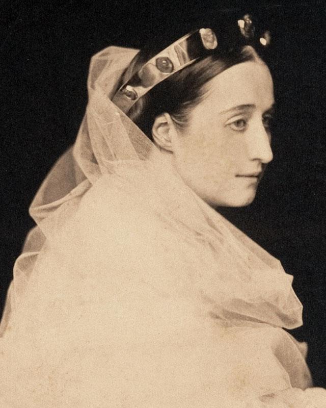 Eugénie de Montijo | the wife of Emperor Napoleon III