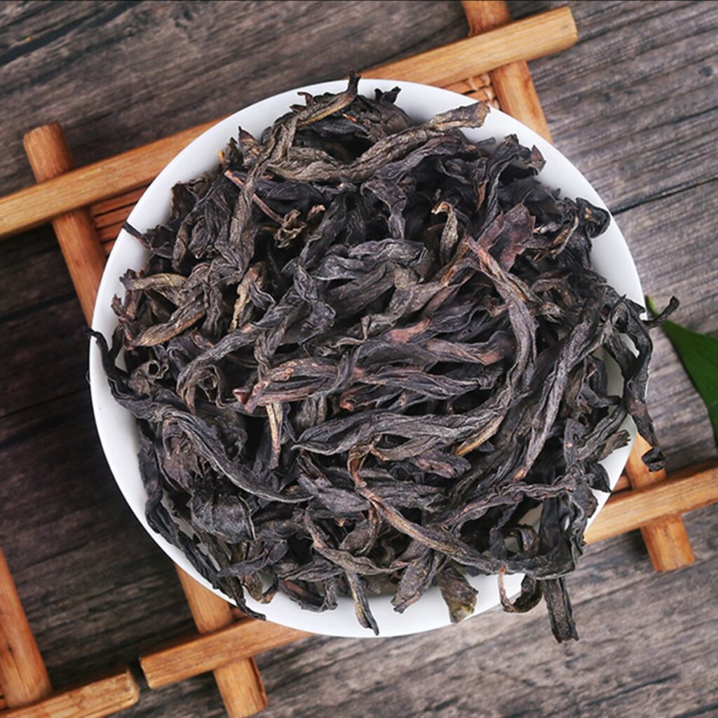 "What is Da Hong Pao ""Big Red Robe"" Tea? Commodity Da Hong Pao"