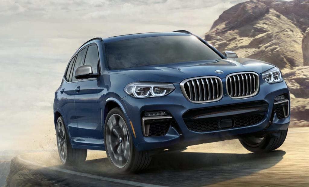 Best Luxury SUV BMW X3