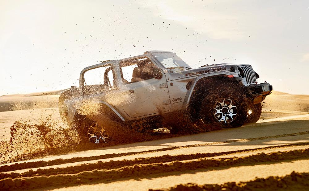 Best Luxury SUV Jeep Wrangler