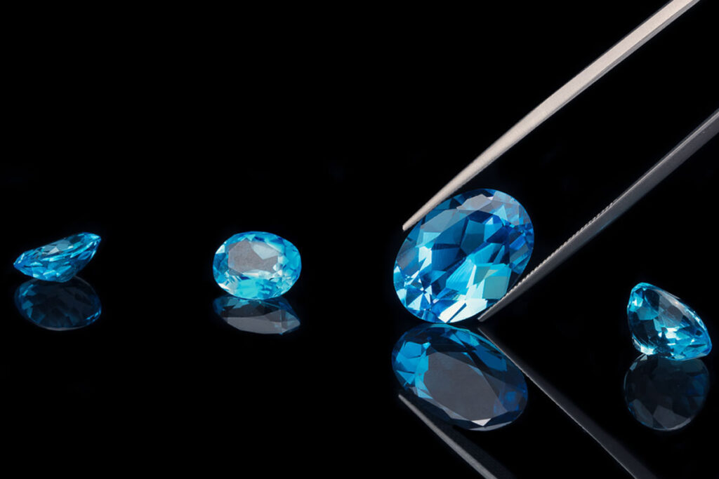 BLUE DIAMONDS BEAUTIFUL