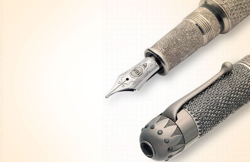 What Is Aurora Diamante? The Most Expensive Pens In The World