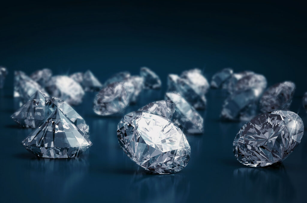 صور الماس: لماذا يُباع ماس VVS بأبهظ الأثمان؟