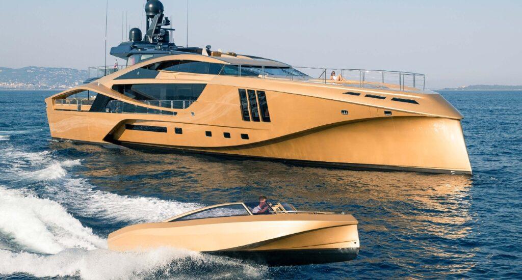 Luxury Lifestyle - Khalilah Yacht - palmer johnson yacht
