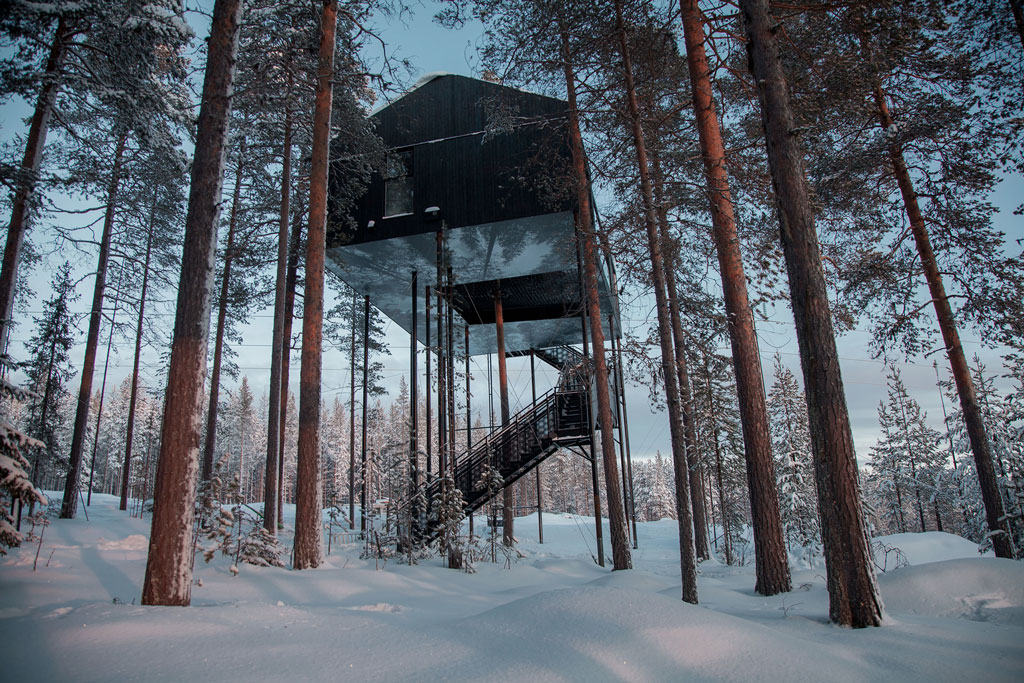 Most Unique Hotels - Treehotel, Sweden