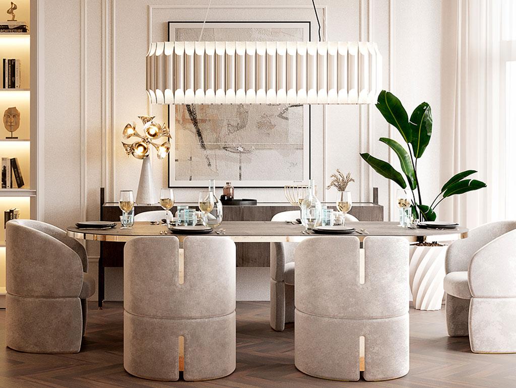 عالم الأثاث المنزلي الفاخر -الأثاث المنزلي من إسينشال هوم - Essential Home