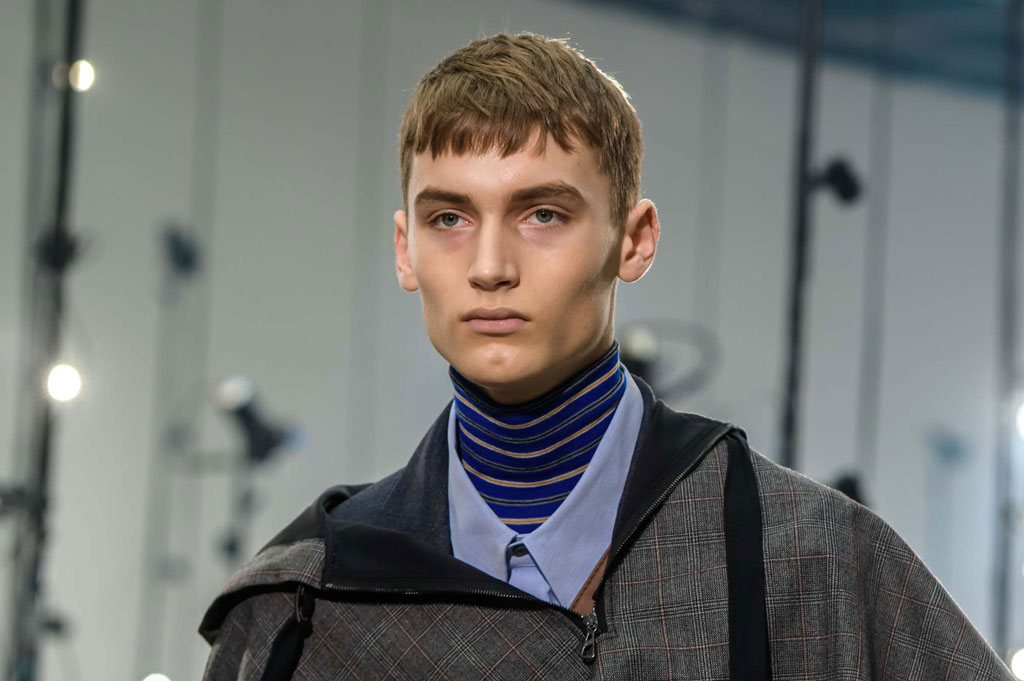 haircuts for men - French Crop