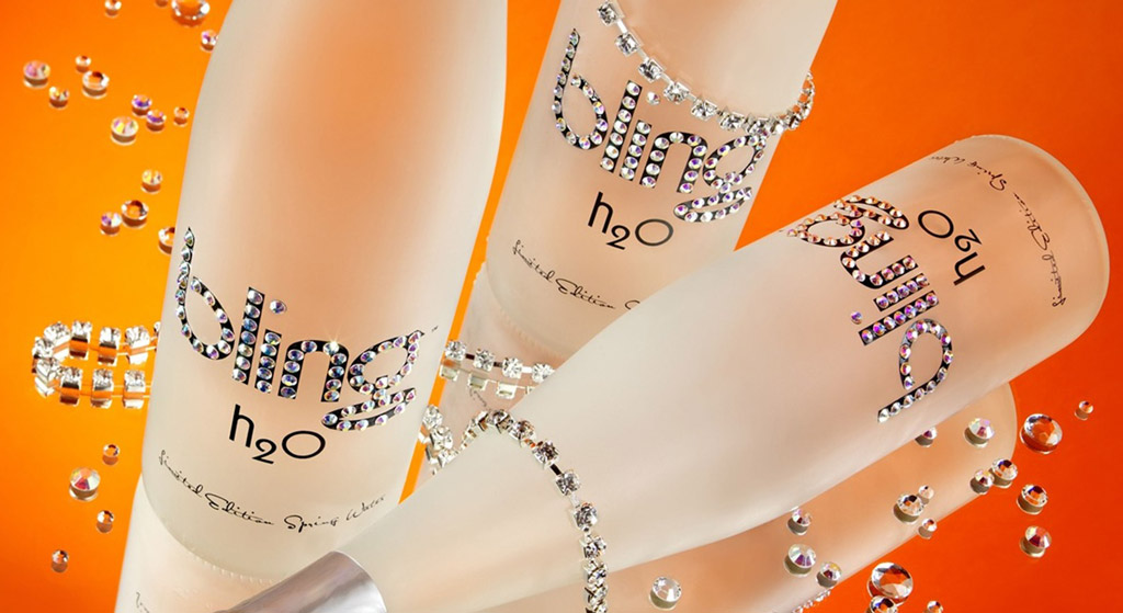 Bling H2O the Ten Thousand Most Expensive Water