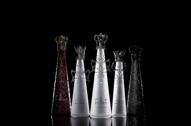 Thirsty? Most Expensive Water Will Quench Your Thirst for Grandeur Fillico-water