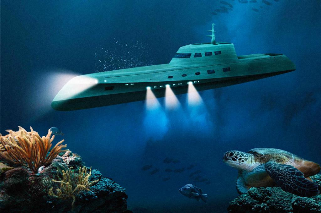 Top Ten Underwater Hotels - Lovers Deep off the Caribbean Coast