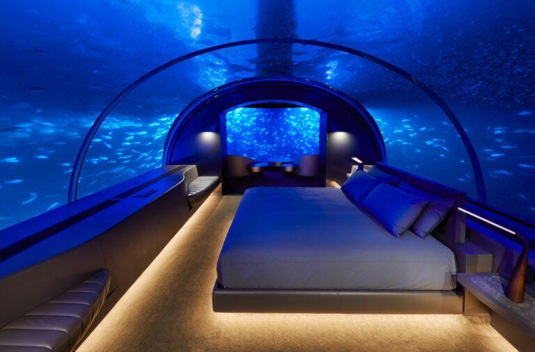 Master Image Underwater Hotels