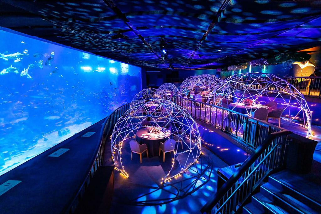 Top Ten Underwater Hotels -Resorts World Sentosa in Singapore