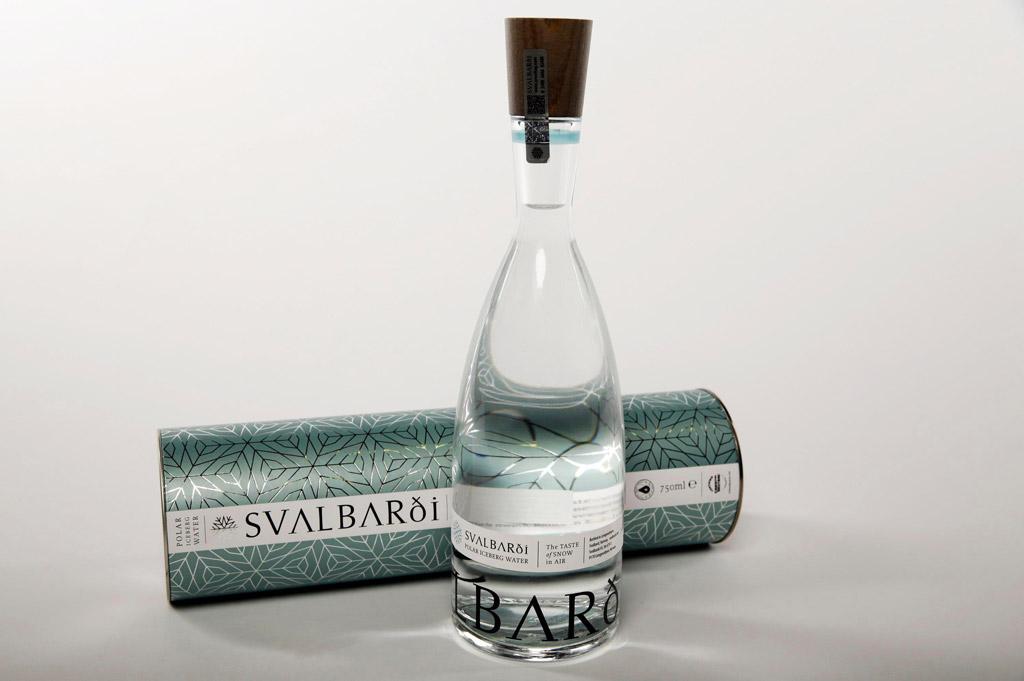 Svalbardi Polar Iceberg Water Most Expensive Water