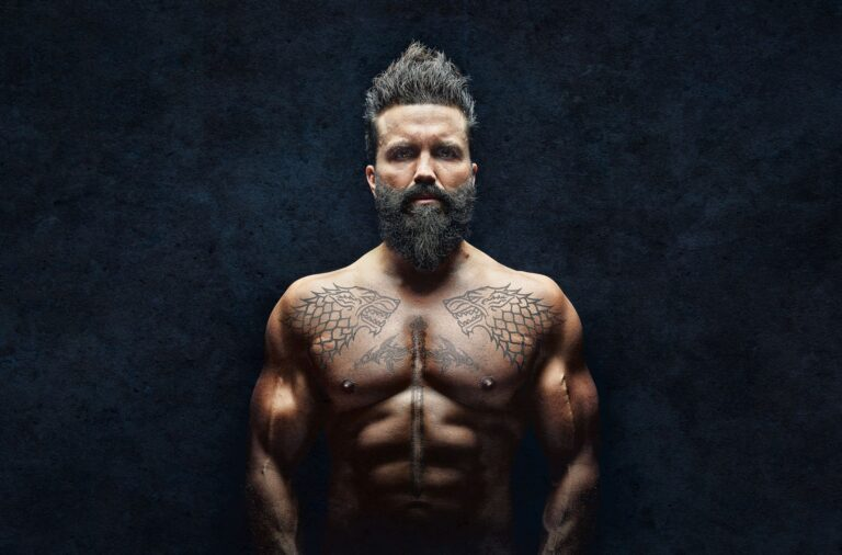 Top Luxury Item for Men: Tattoos for Men Are the New Tux