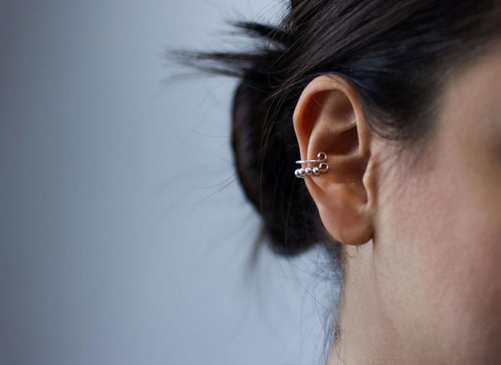 Ear Piercings -  Conch Piercing
