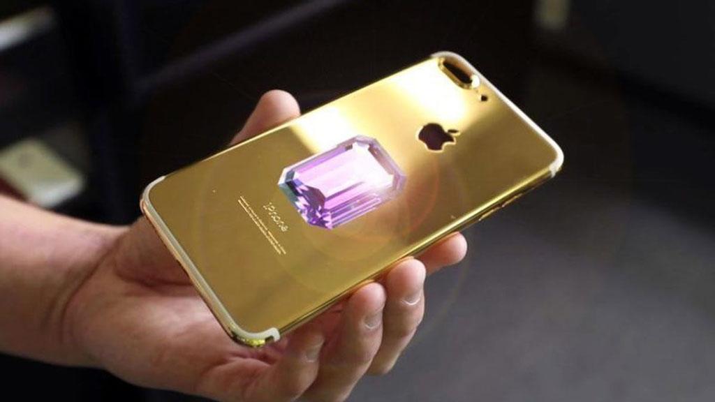 Most expensive phones - Falcon Supernova iPhone 6 Pink Diamond