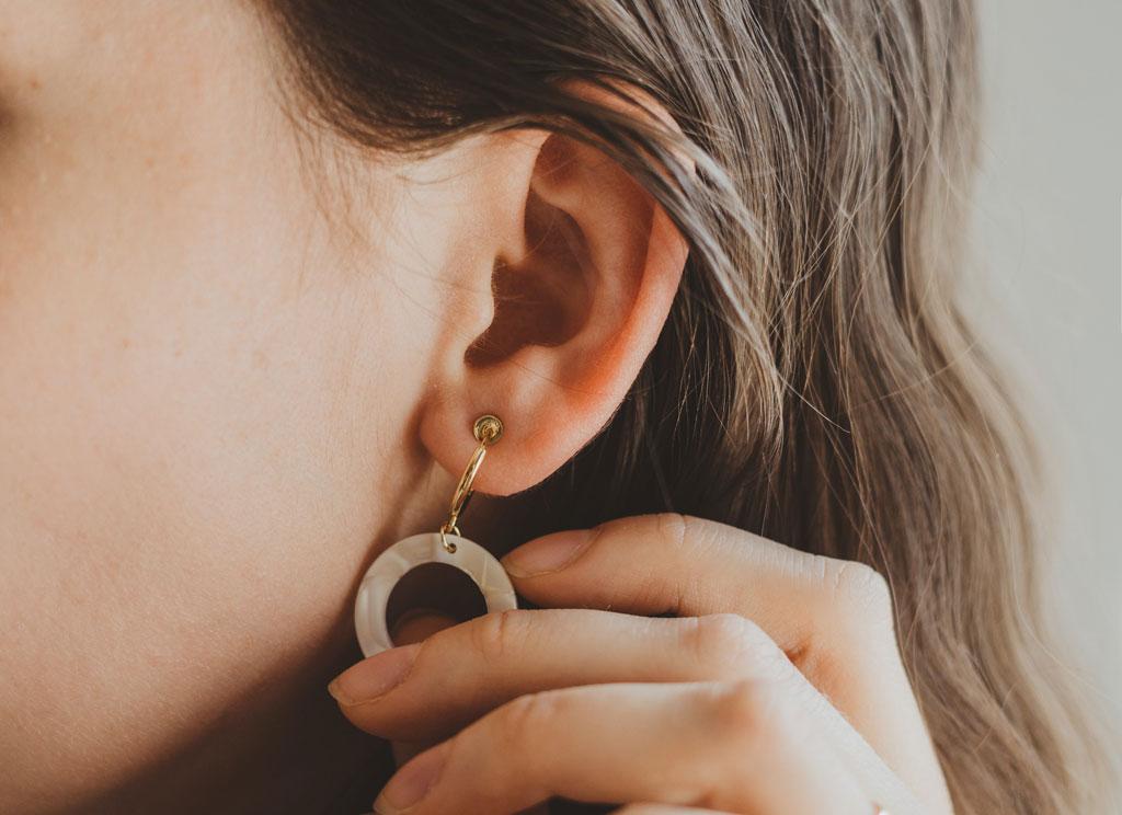 Ear Piercings - Standard Lobe