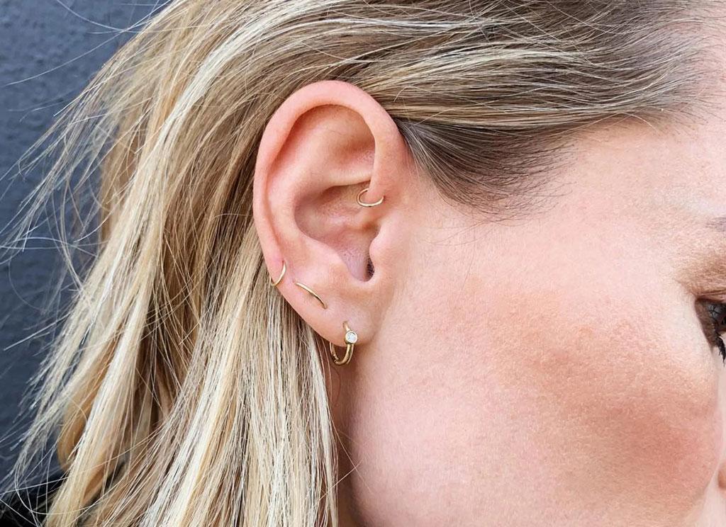 Ear Piercings - Piercing