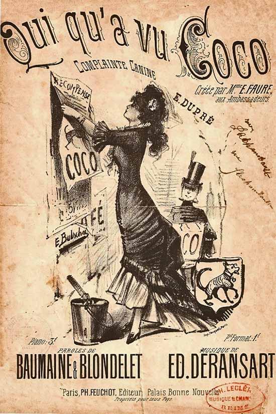 كوكو شانيل بوستر أغنية - شانيل؛ قصة نجاح، وثورة في عالم الموضة.